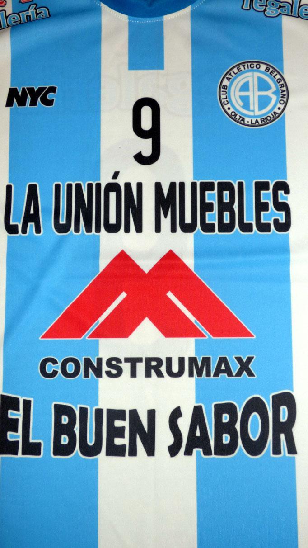 Atlético General Belgrano - Olta - La Rioja.