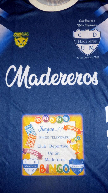 Club deportivo Union Madereros - General Enrique Mosconi - Salta.