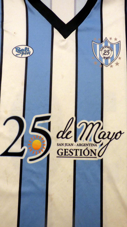 Club Sportivo 25 de Mayo - 25 de Mayo - San Juan