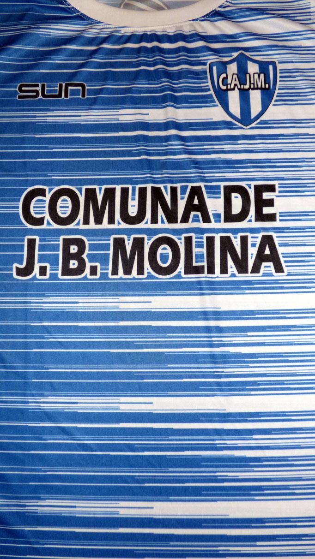 Club Atlético Jorge Molina - Juan Bernave Molina - Santa Fe.