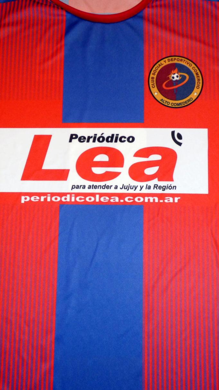 Club Social y deportivo Comercio - Alto Comedero - Jujuy.