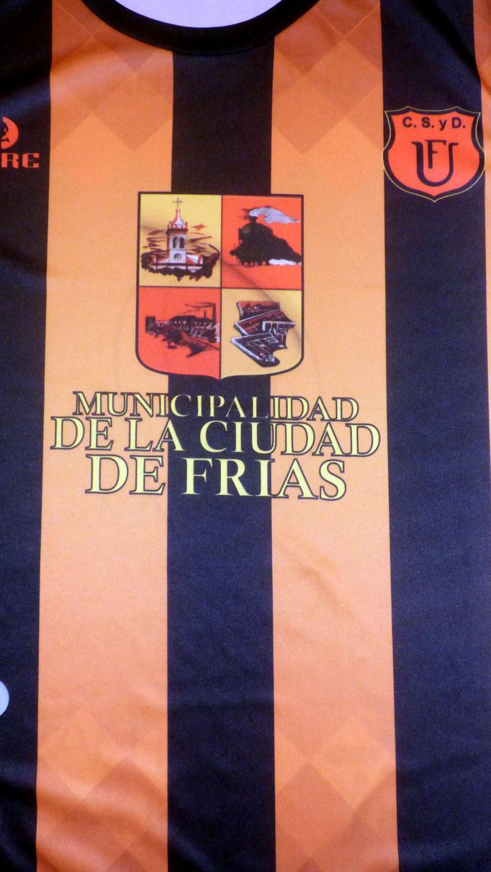 Social y deportivo Union Friense - Frias - Santiago del Estero.