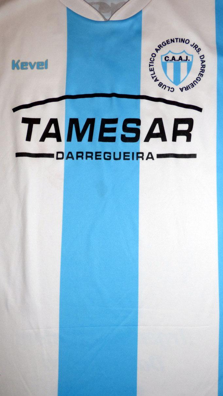 Atlético Argentino Junior de Darregueira - Darregueira - Buenos Aires.