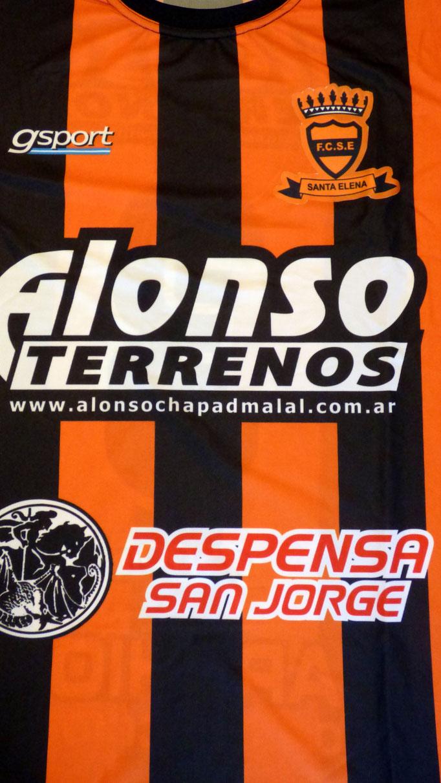 Fútbol club Santa Elena - Santa Elena - Buenos Aires.