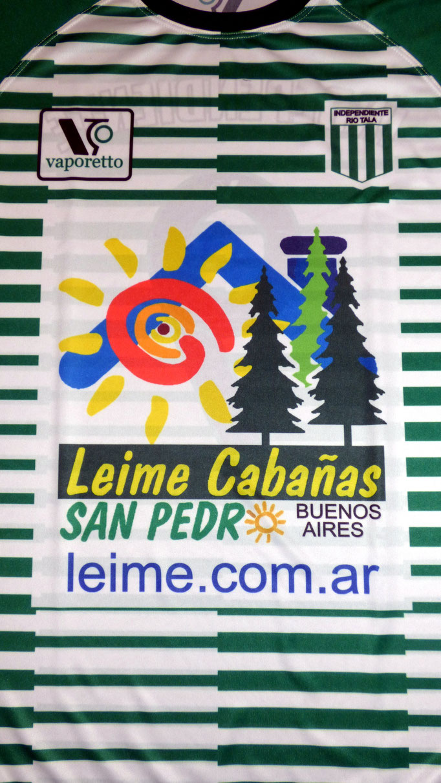 Club social y deportivo Independiente - Rio Tala - Buenos Aires.