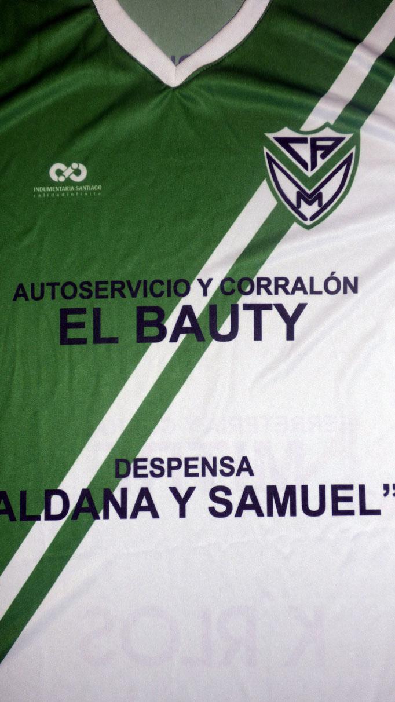 Club Atlético Mataderos - El Mojon - Santiago del Estero.