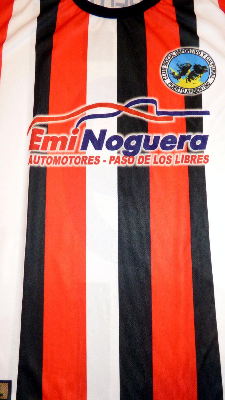 Club Social deportivo deportivo y cultural Puerto Argentino - Paso de los Libres - Corrientes.