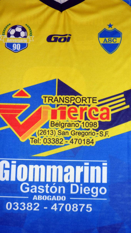 Ancalu Sport Club - San Gregorio - Santa Fe.