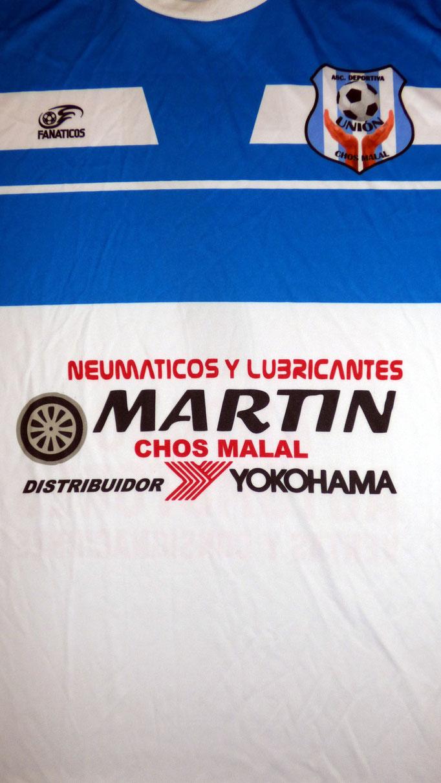 Asociación Deportiva Unión Chos Malal - Chos Malal - Neuquén.