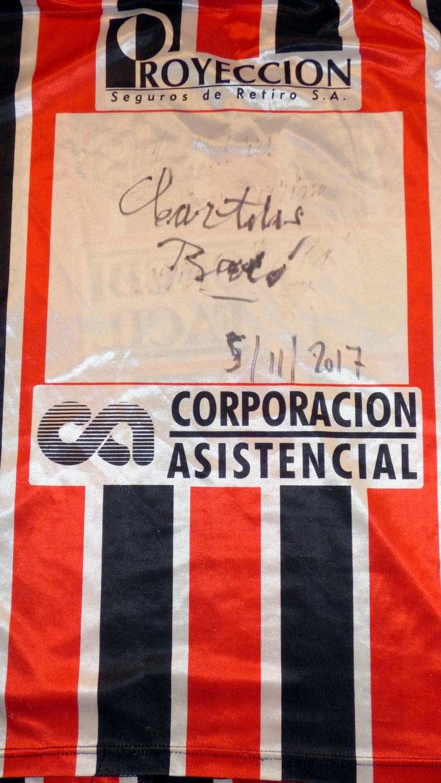 Club Atlético Chacarita Juniors -  San Martín - Buenos Aires.