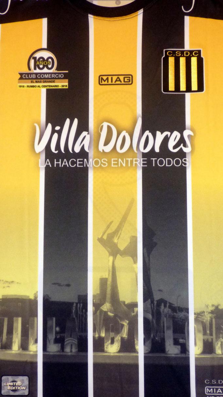 Club Social y deportivo Comercio - Villa Dolores - Córdoba.