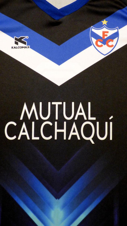 Calchaquí Fútbol Club - Calchaqui - Santa Fe.
