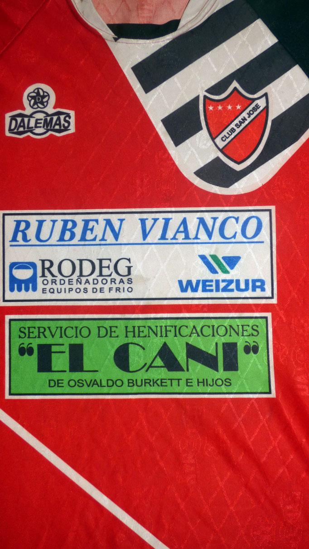Club San José - Campo Burkett - Santa Fe.