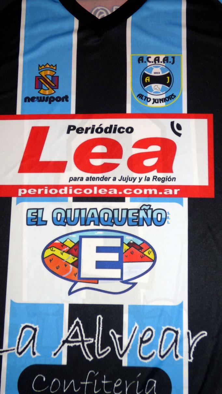 Club Atlético Alto Juniors - San Salvador de Jujuy - Jujuy.