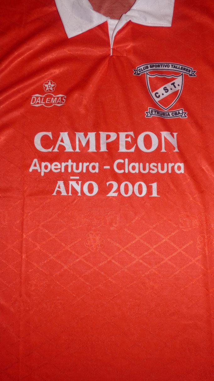 Club Sportivo Talleres - Etruria - Córdoba.