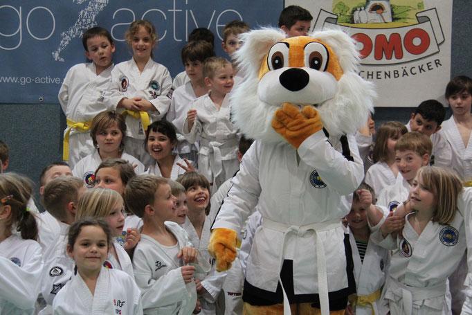 Kids und der ITF-Austria Tiger