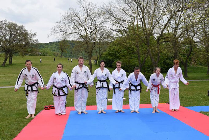 Guk-Gi Demo Team