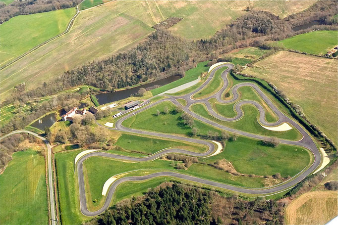 Le circuit de Mornay.