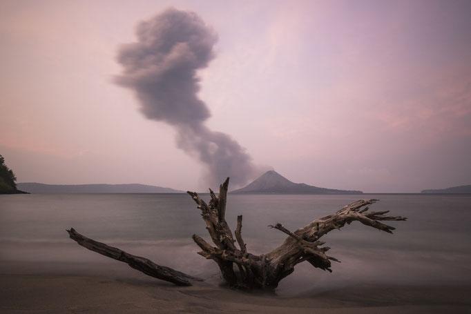 Shapes of Anak Krakatau Indonesien Sunda Strasse, Oktober 2018 © martinsieringphotography
