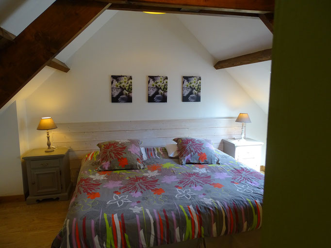 chambre avec lits modulables