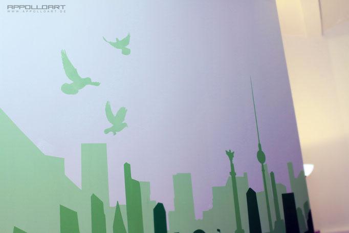 Graffitikünstler im Grafischen Element