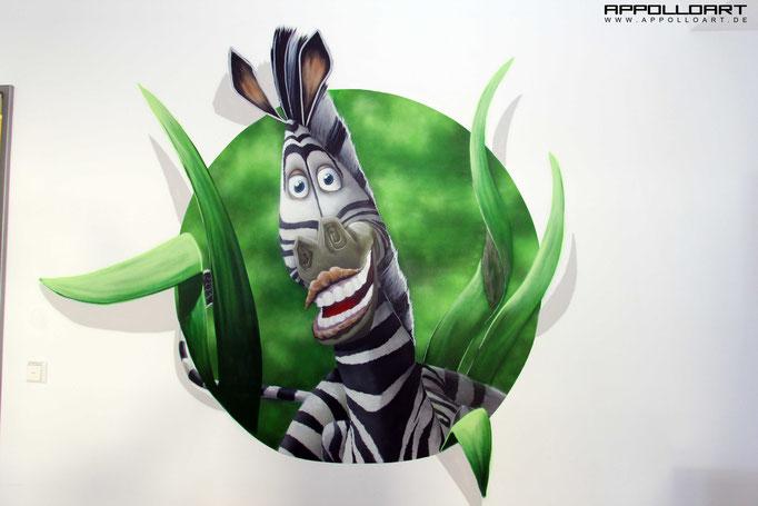 Wandmalerei und Design- Aufträgen cartoons Graffiti Bilder