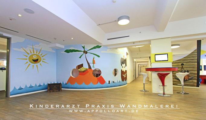 Werbeagenturennicht nur Außenfassaden können durch die fantasievolle Wandmalerei aufgewertet werden, auch innerhalb der Gebäude gilt es, Wände zu verschönern und zu innovativen Werbeflächen umzufunktionieren.