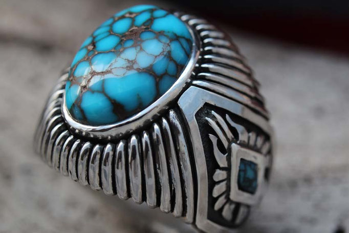 Candelaria turquoise,ターコイズリング