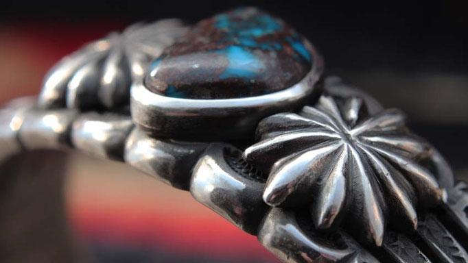 Bisbee Turquoise Bracelet,ターコイズブレスレット