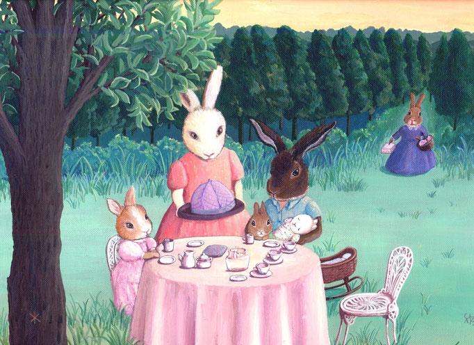 Garden Teaparty