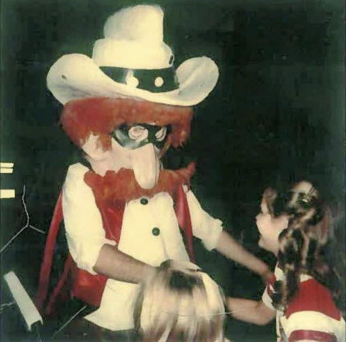 Raider Red 1981 Billy Smith