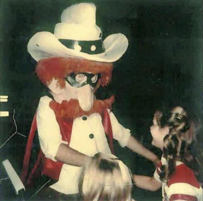 Raider Red 1981 Billy Smith