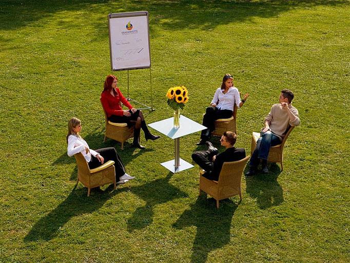 Seminare im Freien  Seminarhotel Krainerhütte