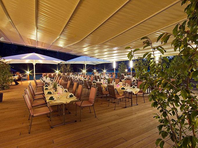 Abendessen Seminarhotel Krainerhütte