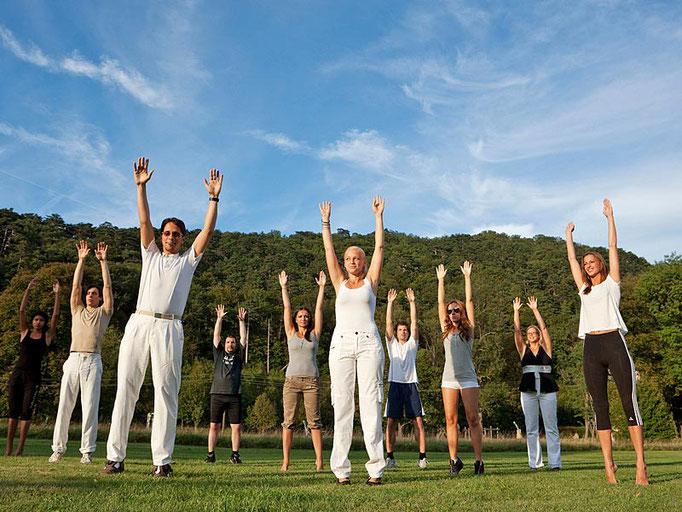 Yoga im Seminarhotel Krainerhütte