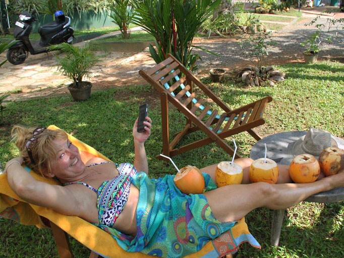 Entspannungsreise Sri Lanka