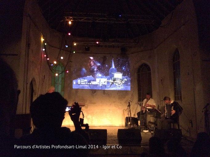 Parcours d'Artistes Profondsart-Limal 2014 -