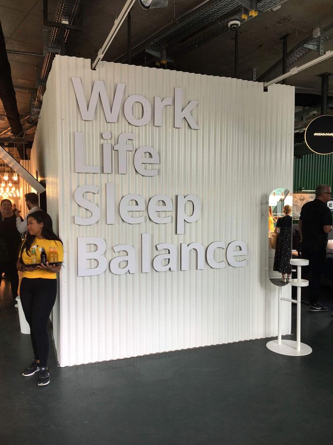 Work Life Sleep Balance Konferenz im Bikini Haus Berlin