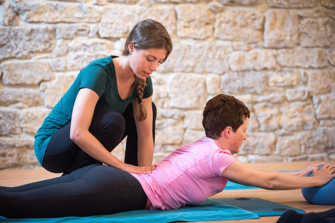 Pilates Studio Basel - Pilates & Motion - Chiara Cannas