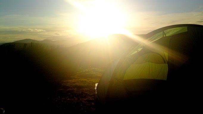 Trekkingreisen Trekkingtouren Schottland - Loch Avon Cairngorm