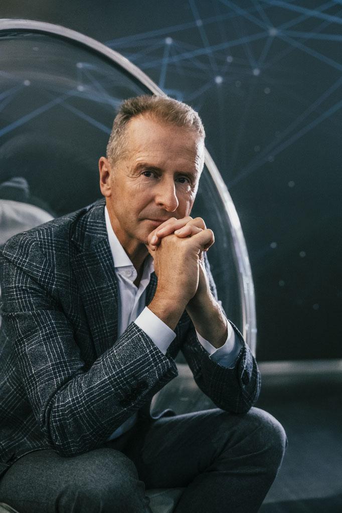 Herbert Diess Volkswagen Vorstandsvorsitzender