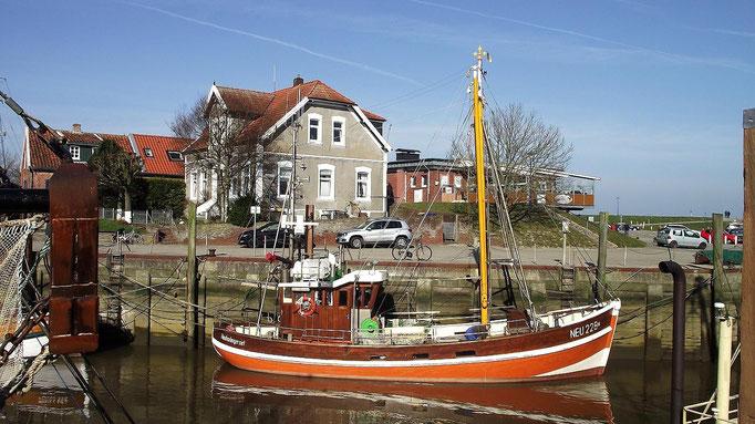 Neuharlingersiel - Fischkutter - Kutterhafen