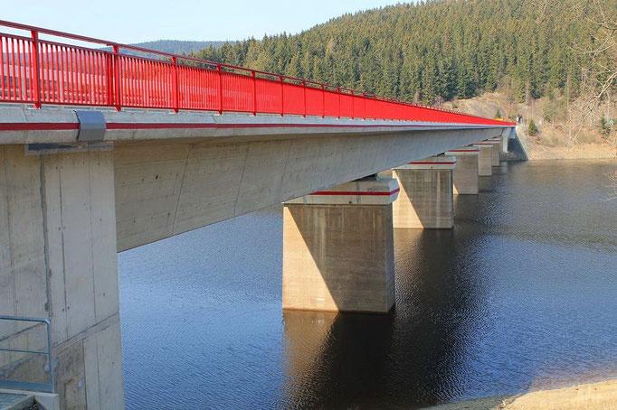 Weißwasserbrücke Okertalsperre