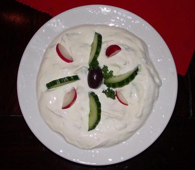 "Restaurant ""RHODOS"" - Tzaziki -"