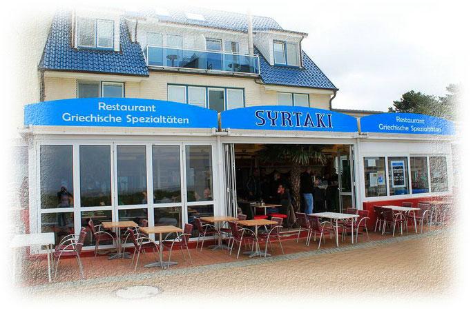 Restaurant Syrtaki in Cuxhaven - Sahlenburg