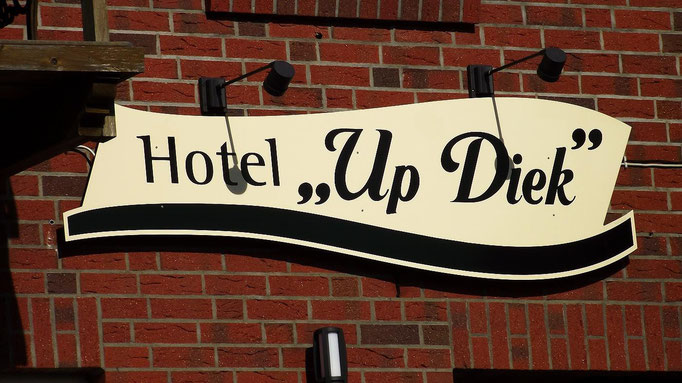 "Carolinensiel ""Hotel Up Diek"""