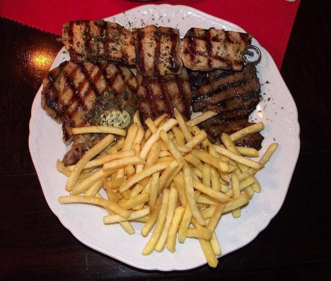 """Restaurant """"RHODOS"""" - Rhodos Teller -"""