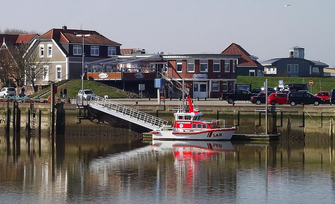 Neuharlingersiel - Seenotrettungsboot
