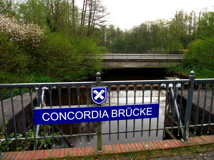 Concordia Brücke 2012