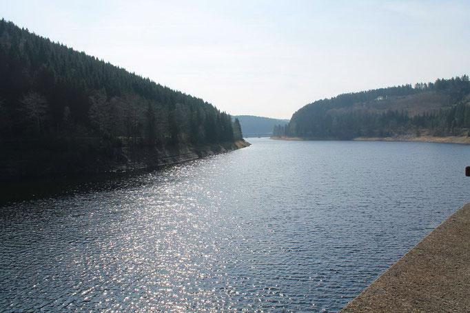 Okertalsperre im Harz
